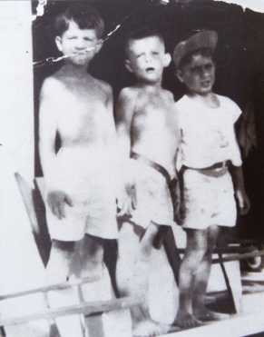 Me, Manard, Joey 1953