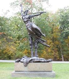 LA Monument Gettysburg
