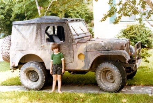 M38A1 Jeep R