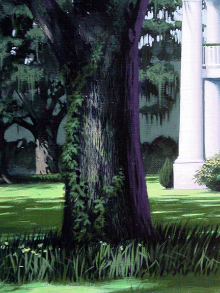 Houmas Tree